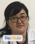 Каргабаева Асель Жайтуреевна